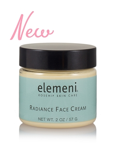elemeni Radiance Face Cream Sample (1/8oz)