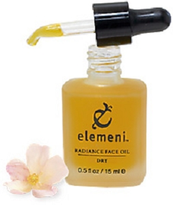 elemeni Radiance Face Oil for Dry Complexion Sample Vial (1/2 dram)