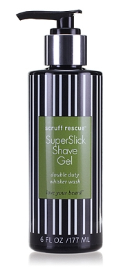 Scruff Rescue SuperSlick Shave Gel Sample (5ml)