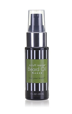 Scruff Rescue Beard Oil - Naked - Love Your Beard