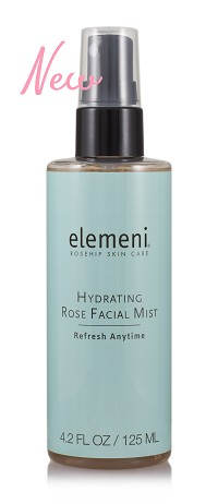 elemeni Hydrating Rose Facial Mist Sample (5ml)