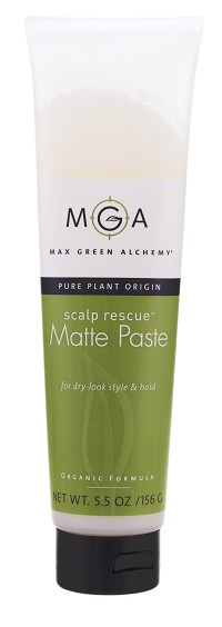 Scalp Rescue Matte Paste Sample (1/8 oz)