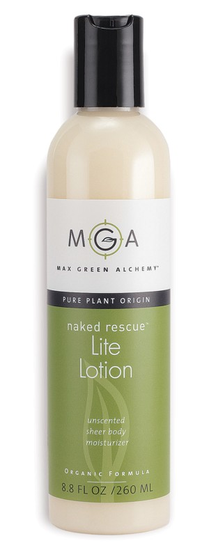 Naked Rescue Lite Lotion Sample (5ml)